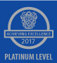 AE 2017 Platinum web badge